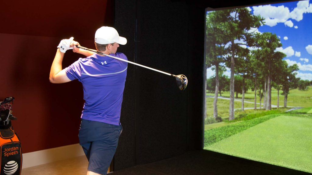 How to Build a Home Golf Simulator for Under $2000