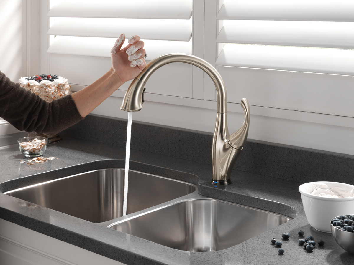 touchless demand sensor bathroom x ideas battery dimensions faucet on ecopower m gpm toto helix for